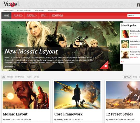 Voxel WordPress Theme