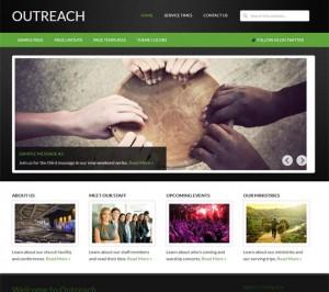 Outreach Theme by StudioPress