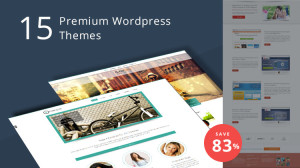 15 Premium WordPress Themes for only $34